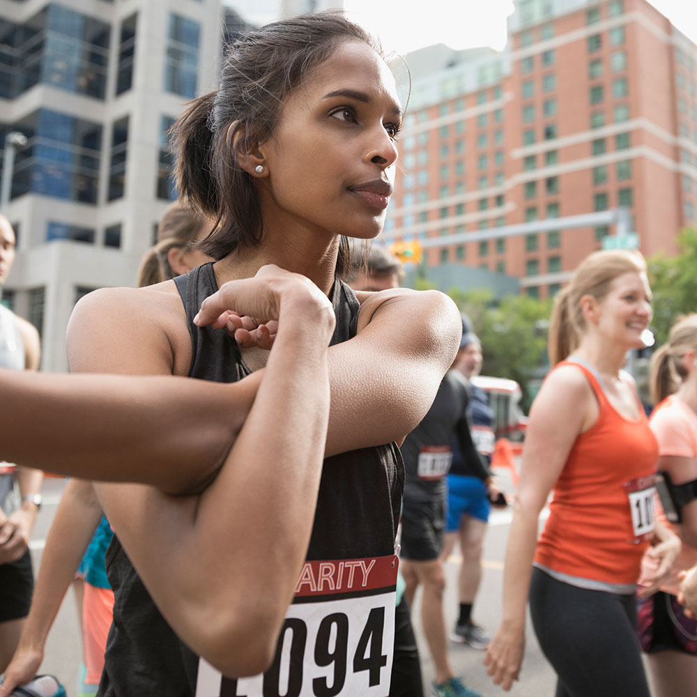 How to Deal with Performance Anxiety and Nerves Before a Race