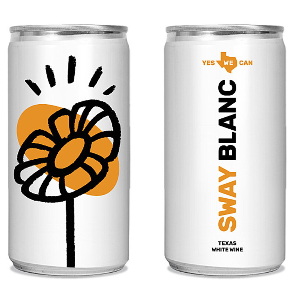 low-carb canned wine by Yes We Can