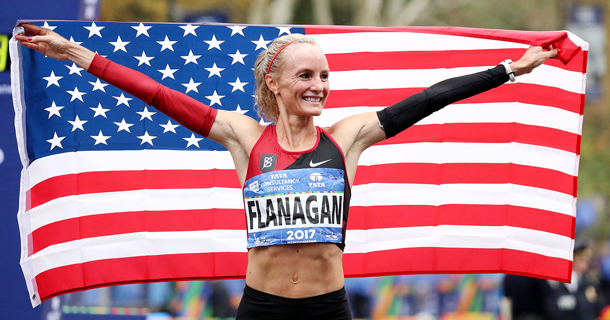 How NYC Marathon Champion Shalane Flanagan Trains for Race Day (Plus Tips You Can Steal)