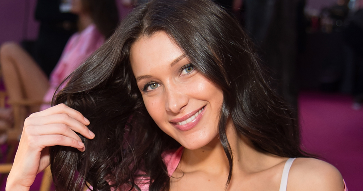 Bella Hadid's New Year's Resolution Is to Quit Juul Once and for All