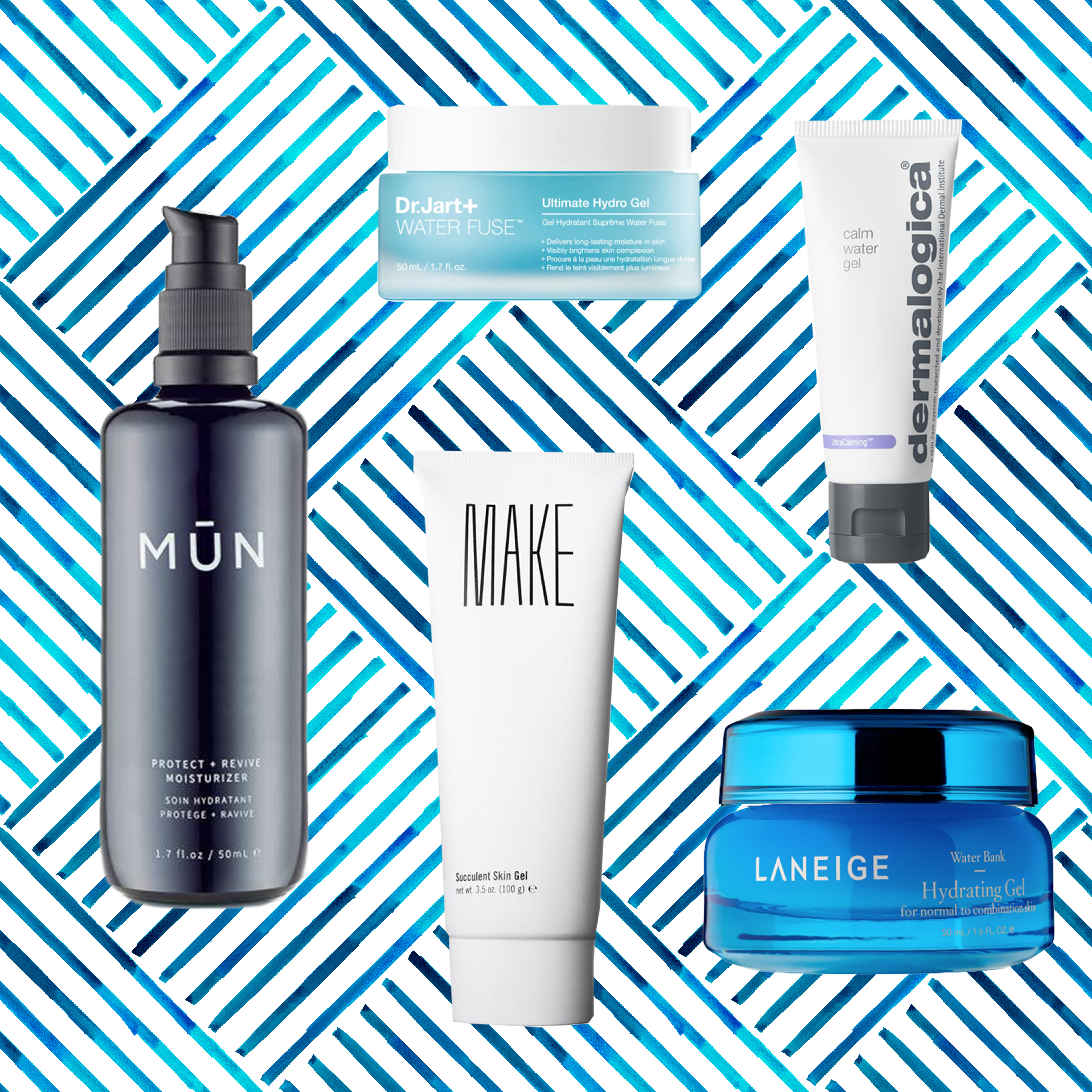 10 of the Best Gel Moisturizers for Oily Skin