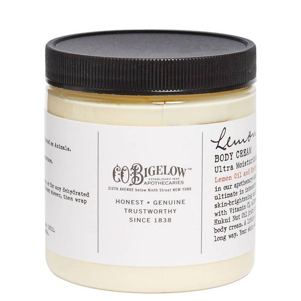 C.O. Bigelow Lemon Body Cream