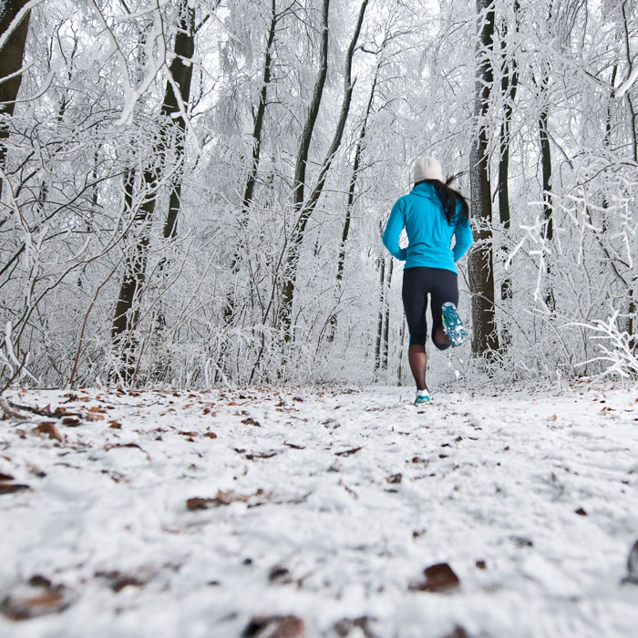 The Best Running Shoes for Winter Weather