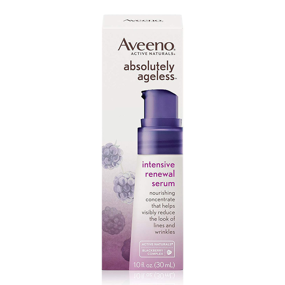 aveeno absolutely ageless night cream