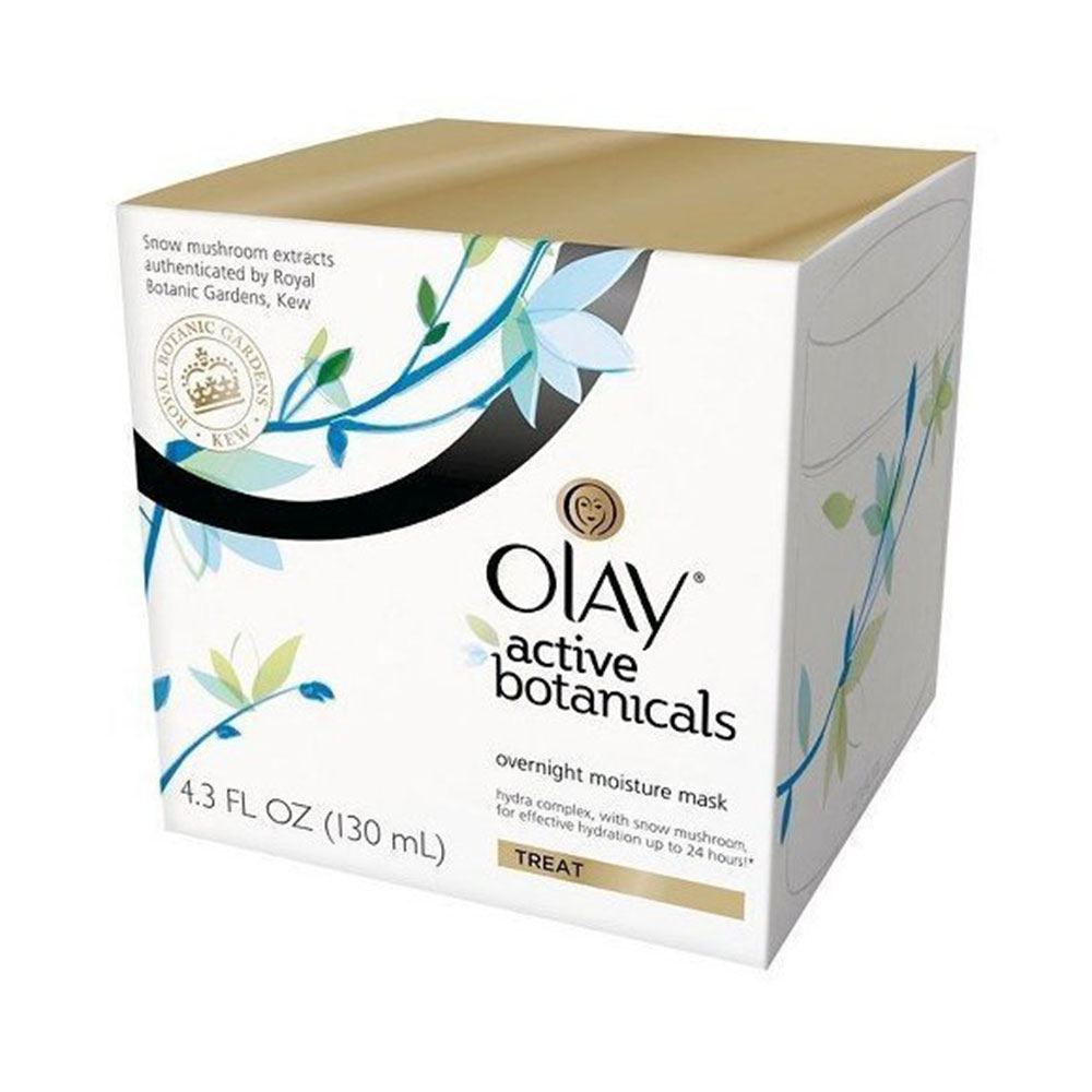 olay active botanicals night cream