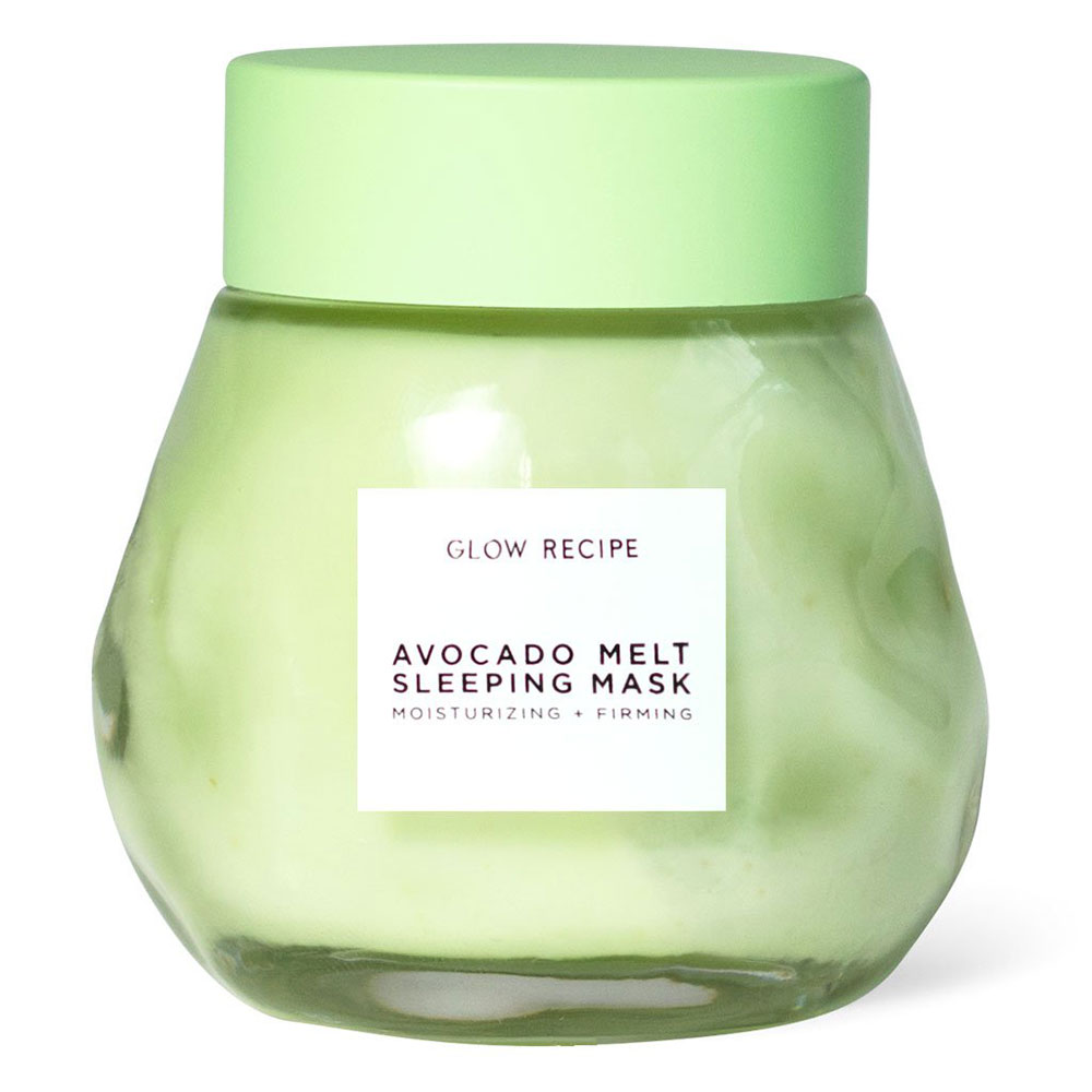 glow recipe avocado mask