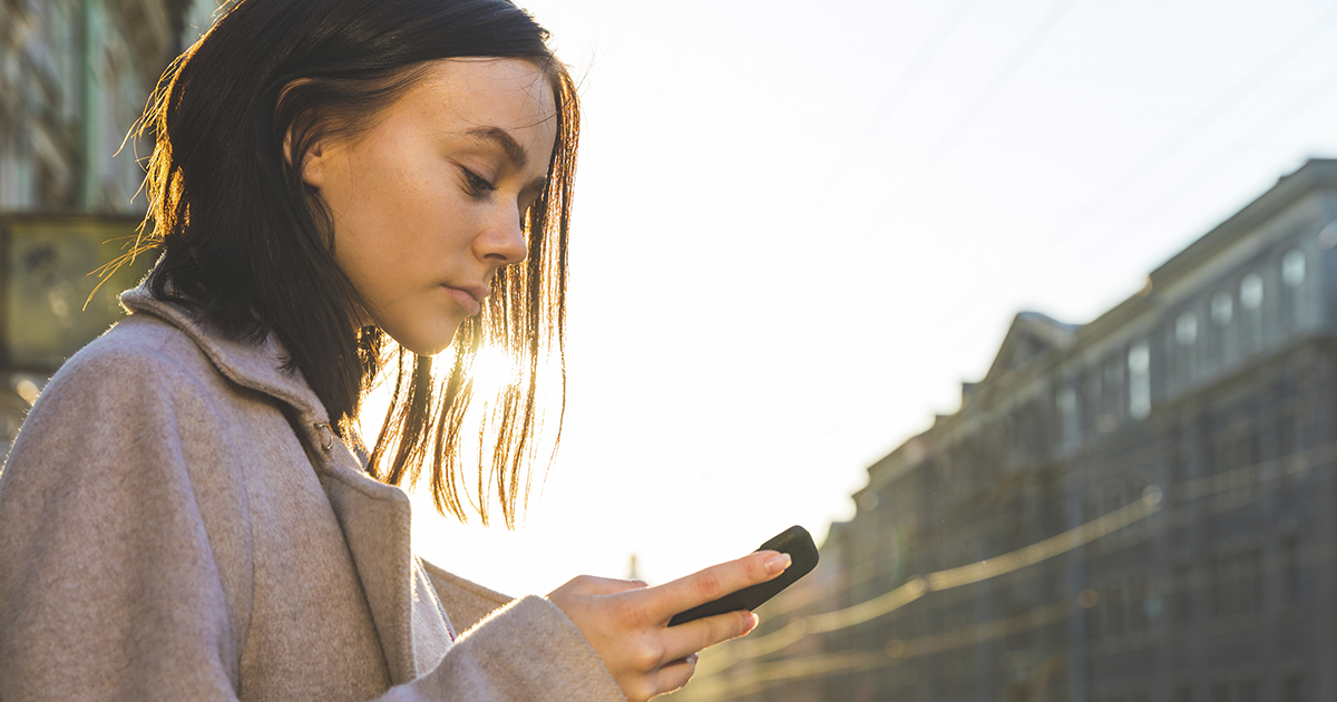 6 Texts You Should (Probably) Never Send Him or Her