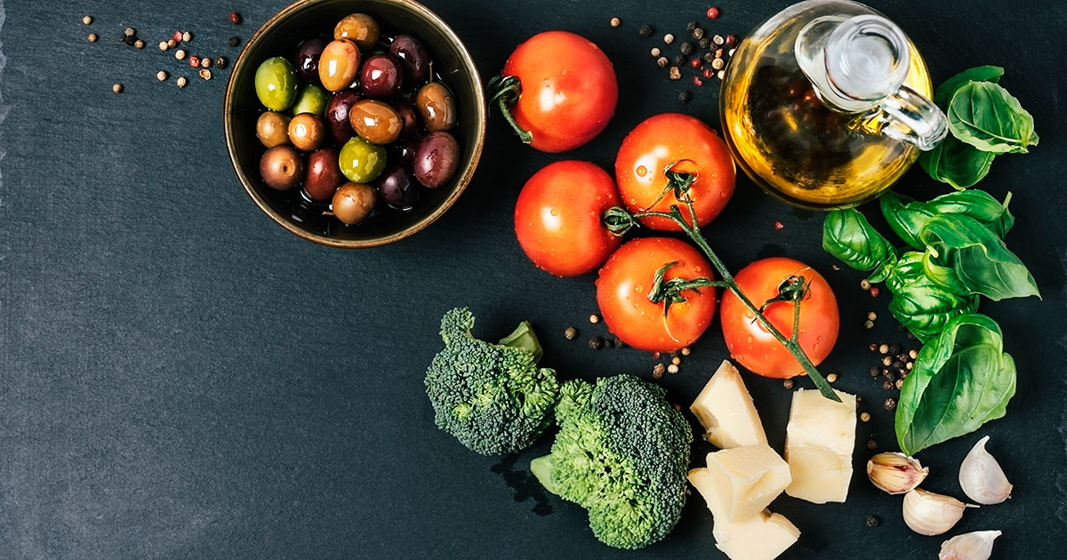 What Is the Mediterranean Diet Anyway?
