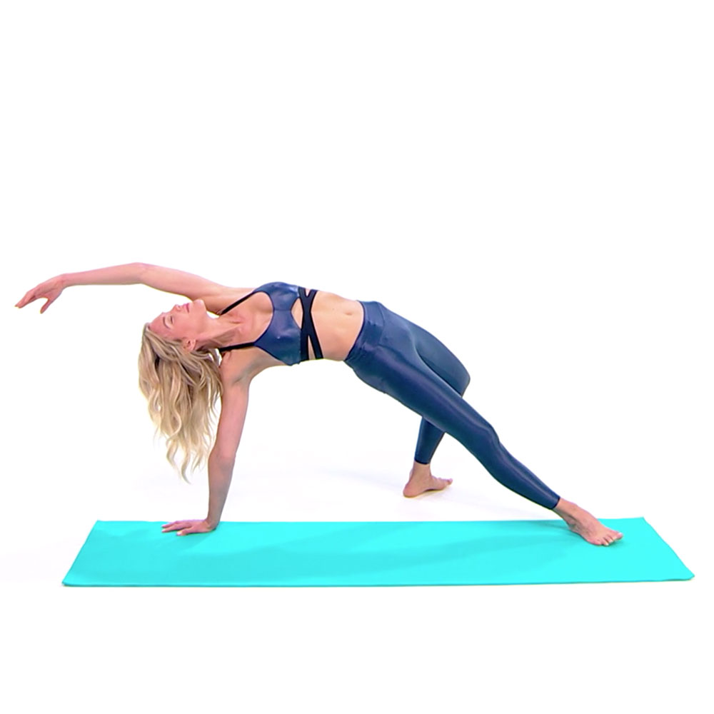 5-Minute Morning Yoga Flow Video to Wake Up Your Body and