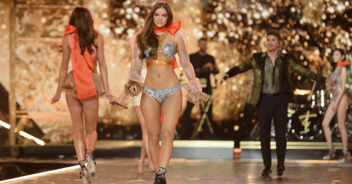 Victoria's Secret Added a Slightly More Size-Inclusive Angel to Their Roster