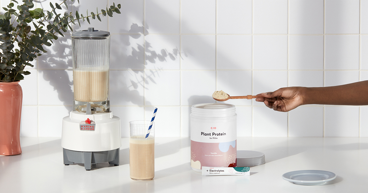 Personalized Protein Powder Is Now a Thing