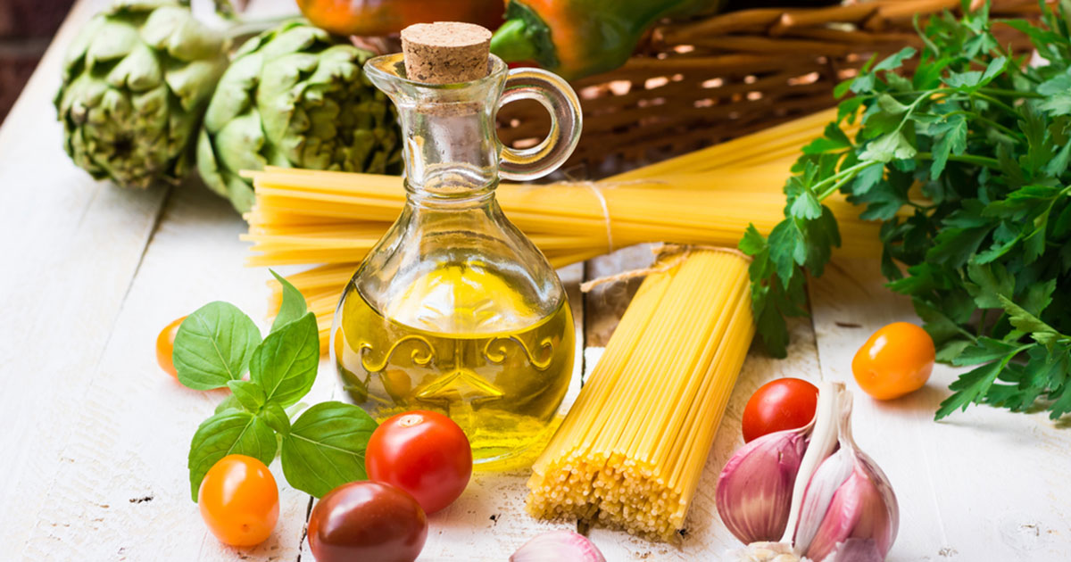 The 7-Day Mediterranean Diet Meal Plan | Shape