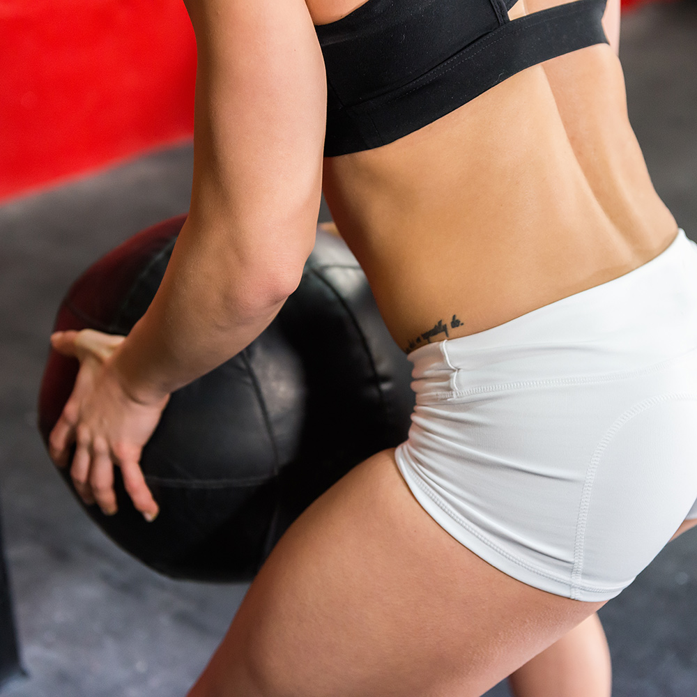 Why You Need to Start Doing Medicine-Ball Cleans, Stat
