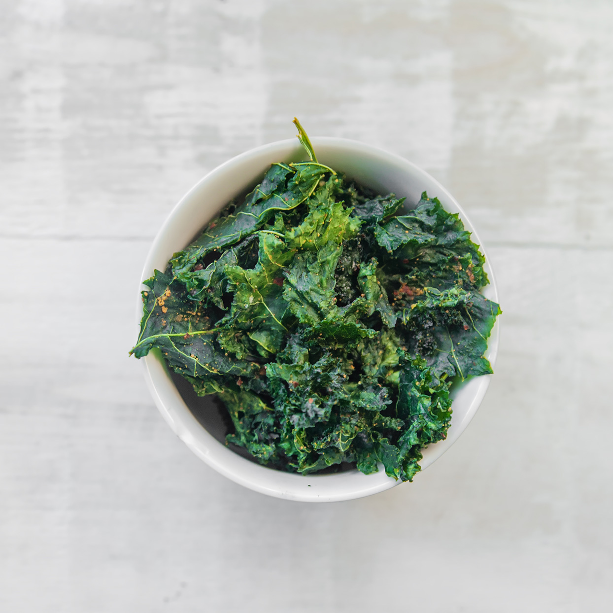 Healthy Snack: Kale Chips