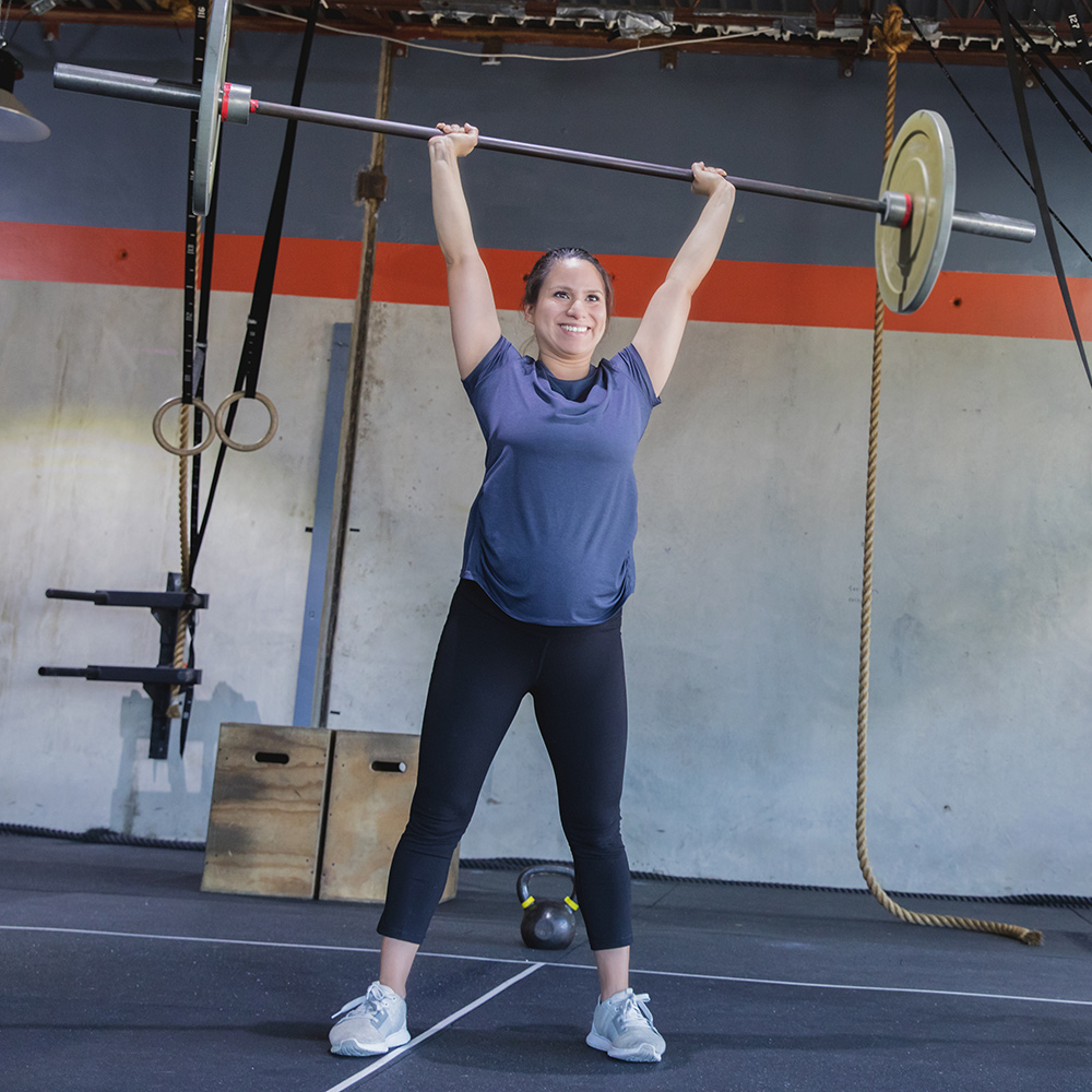 7 Pregnant CrossFit Games Athletes Share How Their Training Has Changed