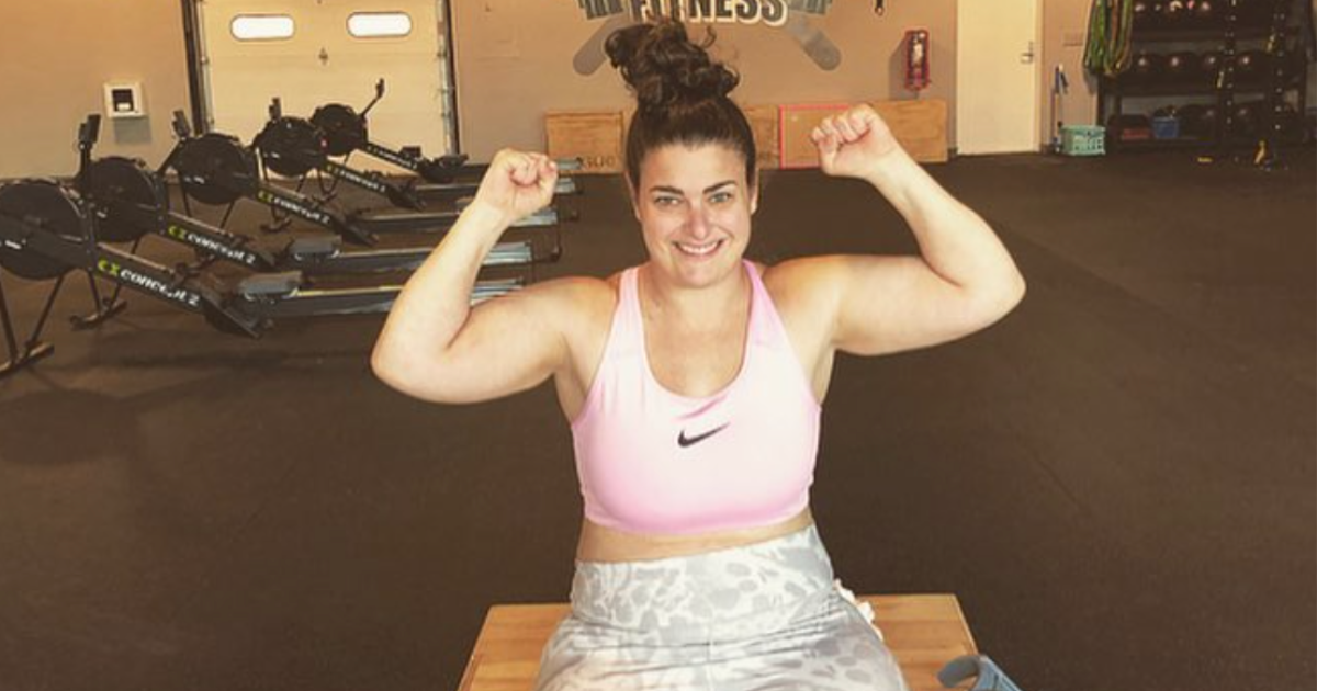 How This Woman with Cerebral Palsy Beat Expectations—and Cancer—to Open Her Own CrossFit Gym