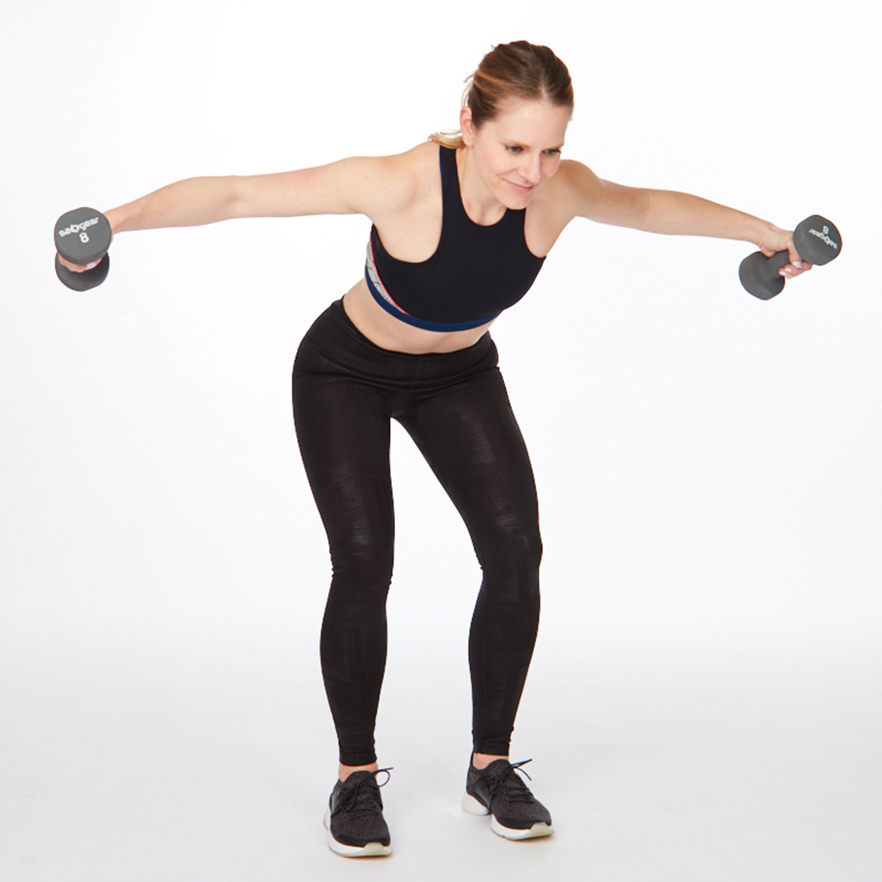 8 best back exercises: at home strength workout shape magazine