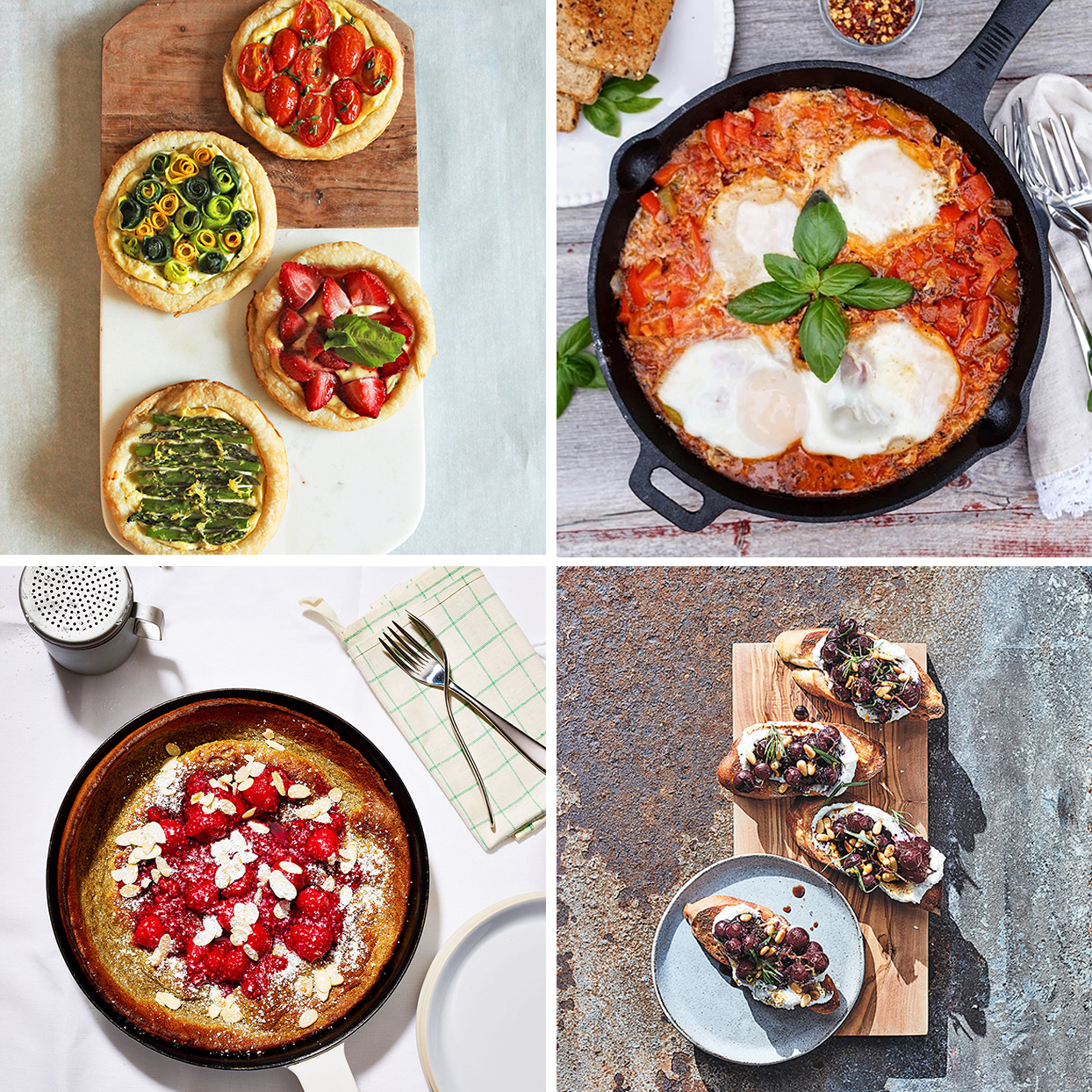 Healthy Brunch Recipes to Make On Weekends