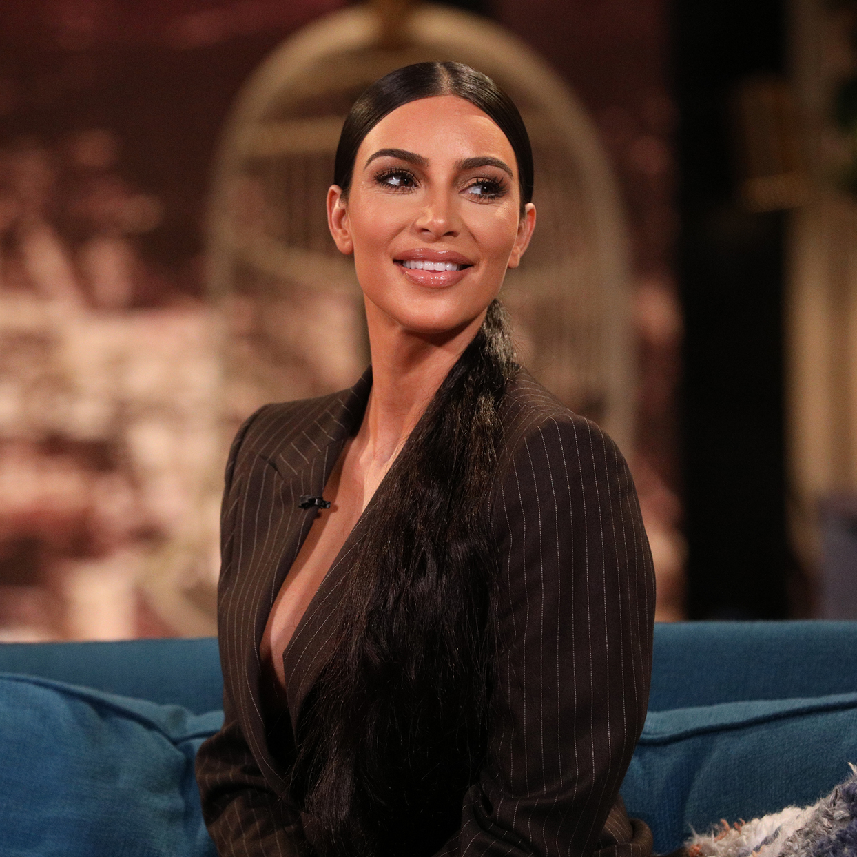 Kim Kardashian Likes to Add This Unique Superfood to Her Smoothie
