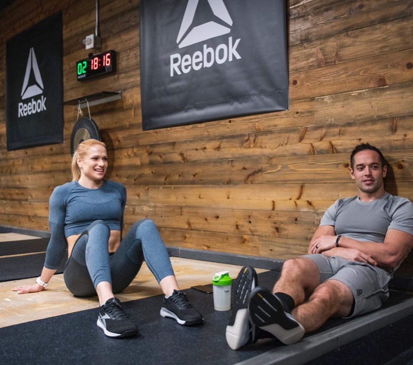 Surprisingly Relatable Training Tips from Top CrossFit Athletes Annie Thorisdottir and Rich Froning