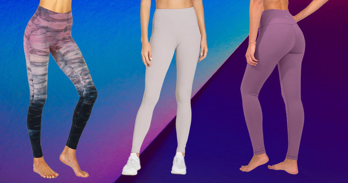 76617e640b11 The Best Yoga Pants That Aren't Lululemon | Shape
