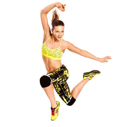 This 10-Minute Plyometric Workout Builds Powers and Strength