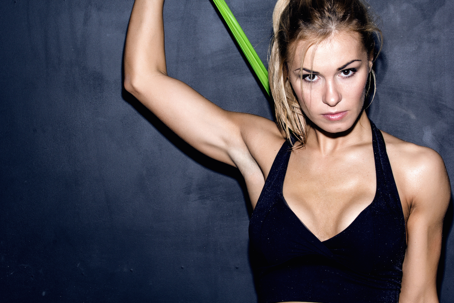 8 Barre Exercises You Can Do With Resistance Bands Shape