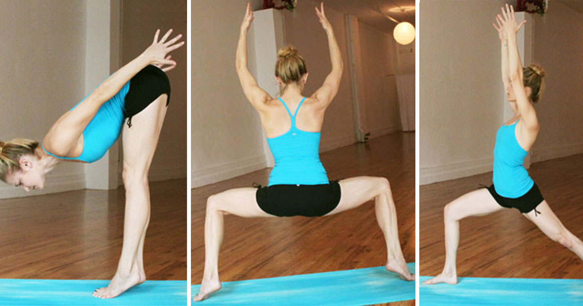 Yoga Butt Exercises and Poses for a Strong Butt | Shape
