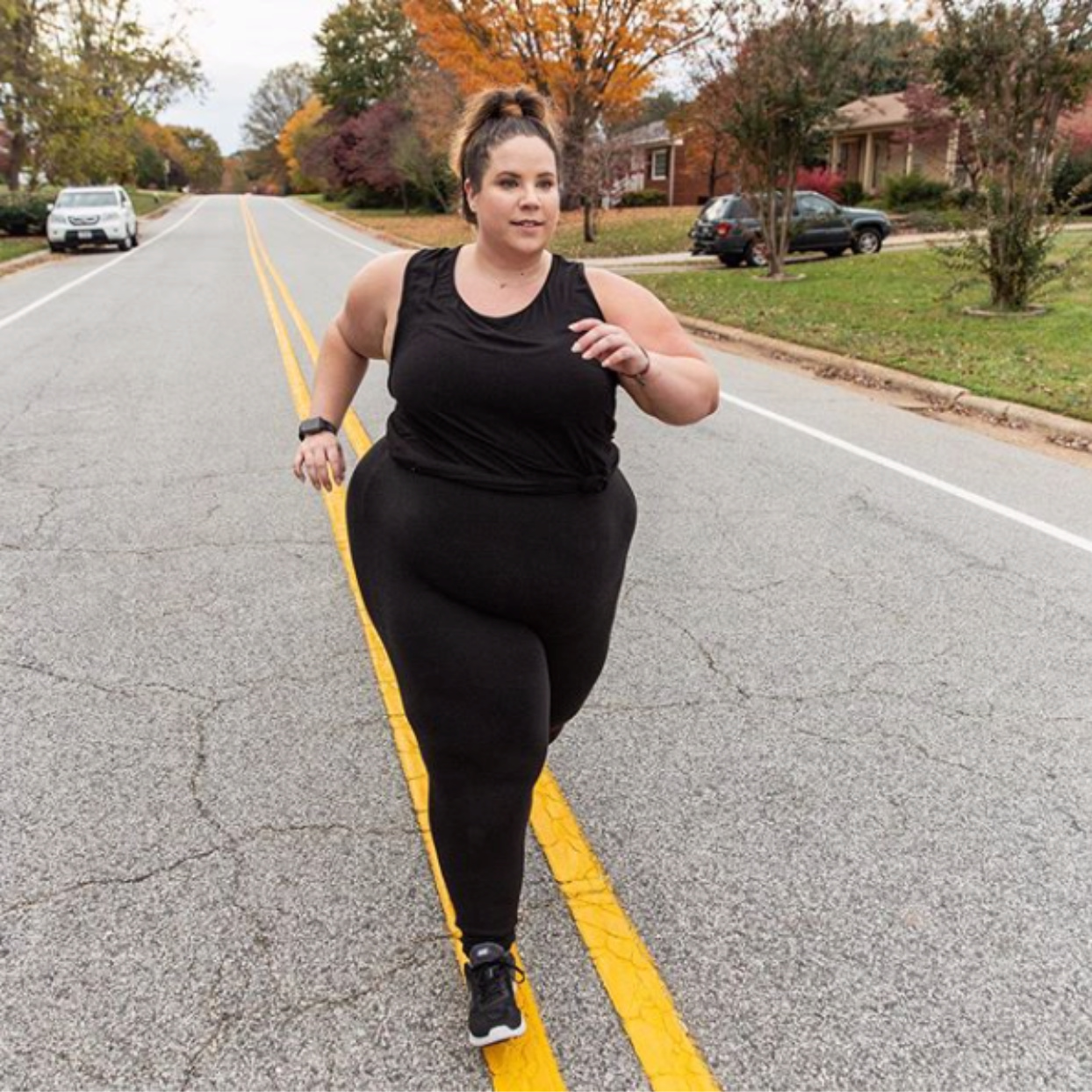 Why Whitney Way Thore Doesn't Want You to Congratulate Her for Losing Weight