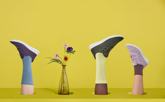 Allbirds Is Releasing Socks Made of a New, Game-Changing Material