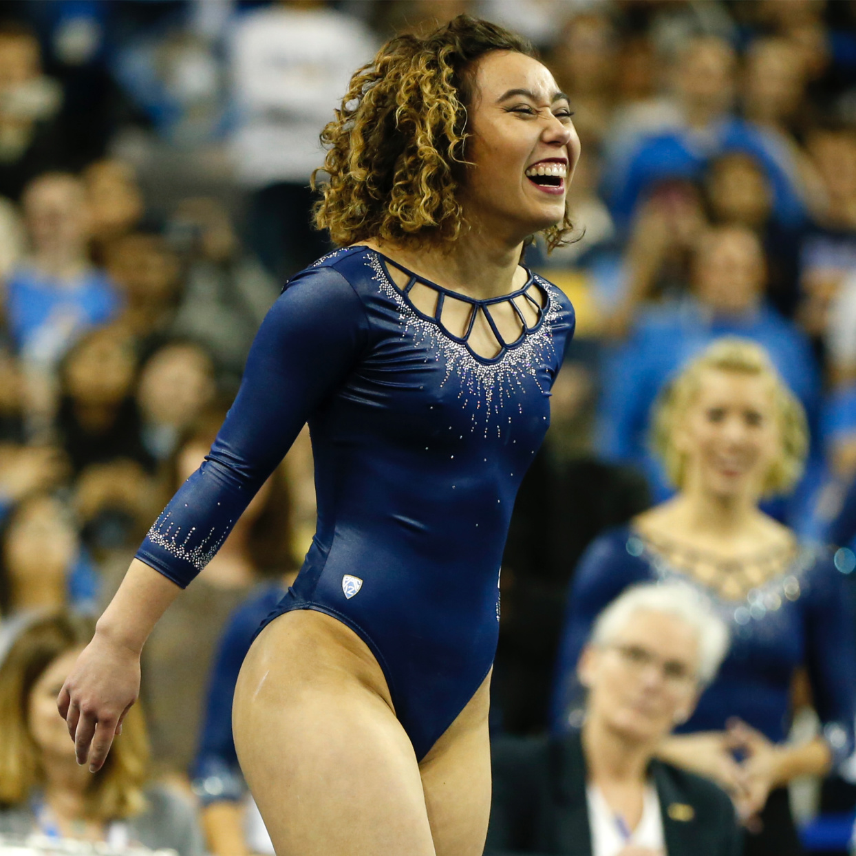 Gymnast Katelyn Ohashi Opens Up About Her Rare Skin Condition and Body-Shaming