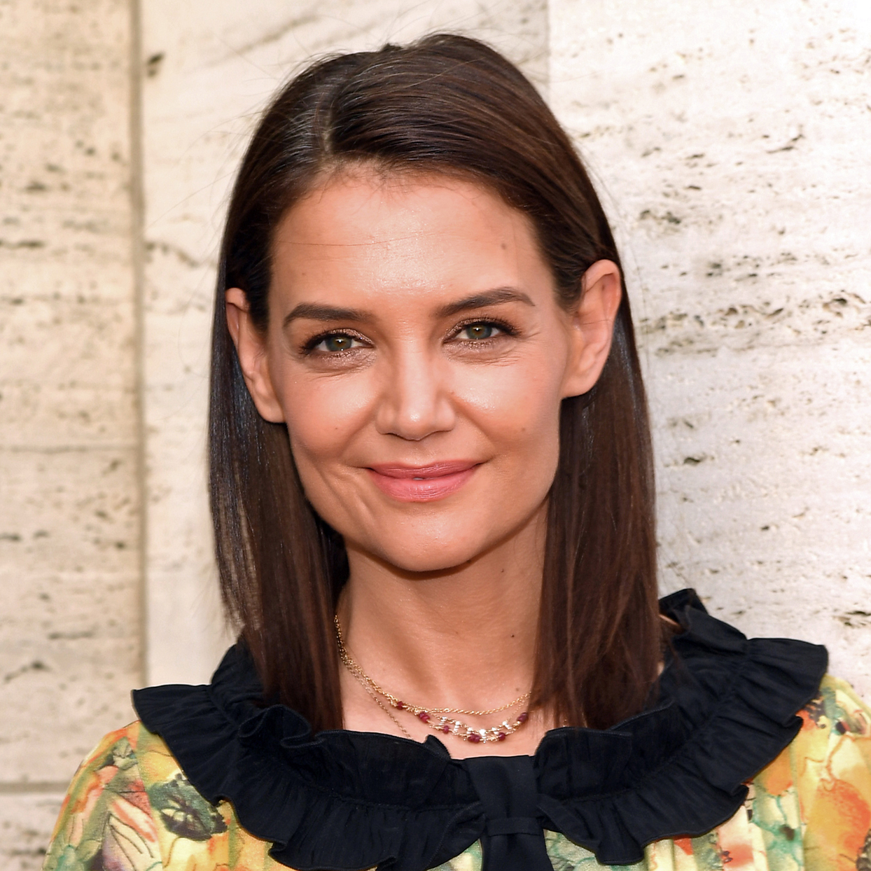 Katie Holmes Has Been Using This $6 Anti-Aging Moisturizer for Years