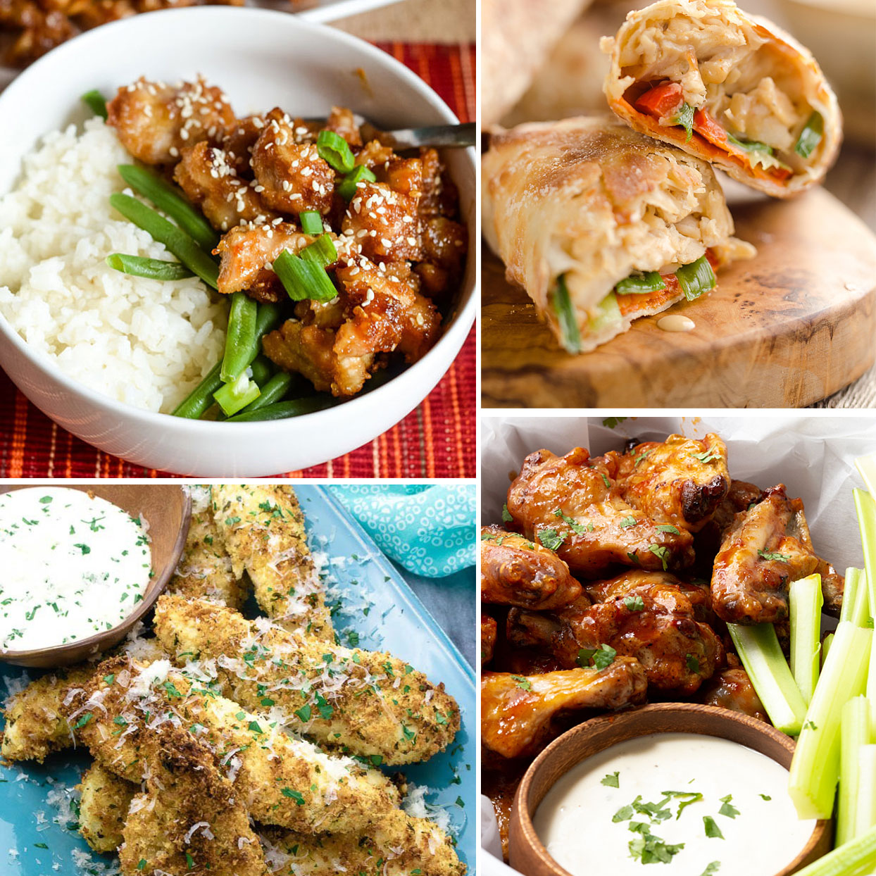 Healthy Air Fryer Chicken Recipes Shape