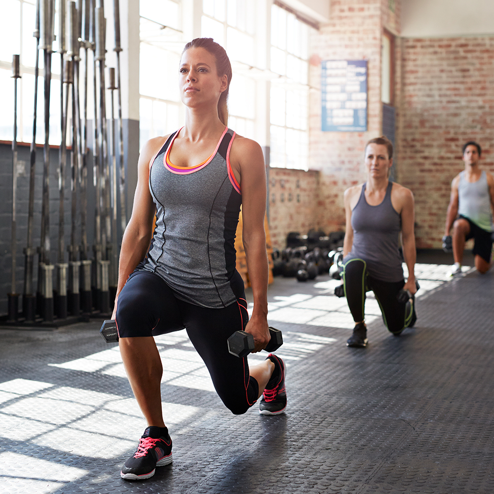 Strength Training Workout for Beginners   Shape
