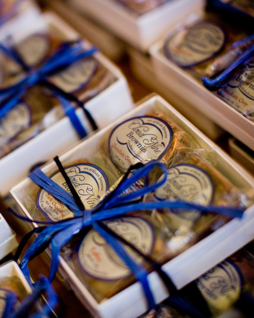 Locally-Made Wedding Favors