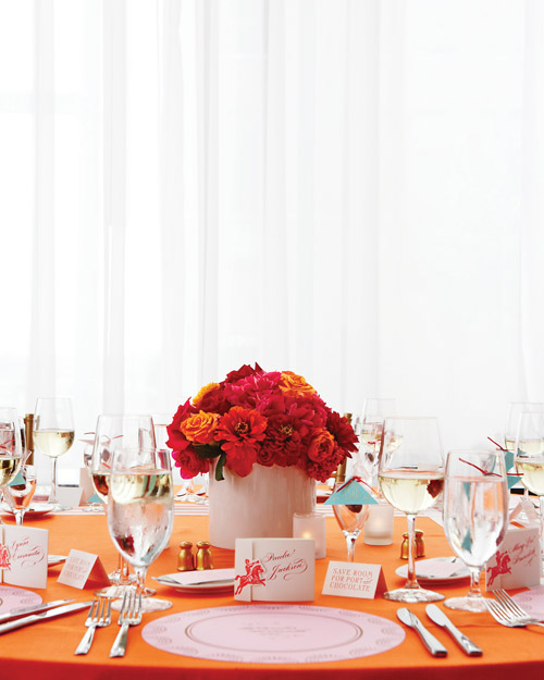 Domed Centerpiece