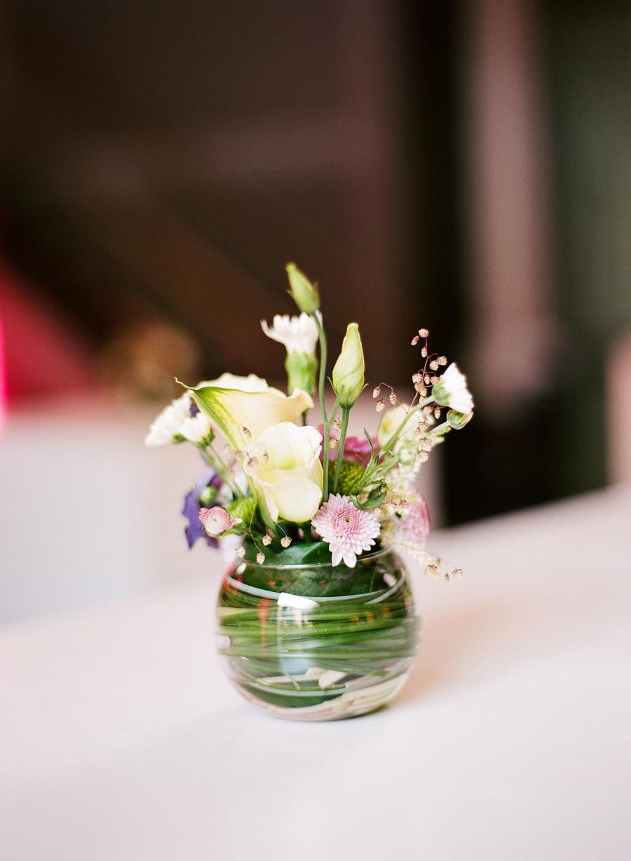 inexpensive wedding centrepieces