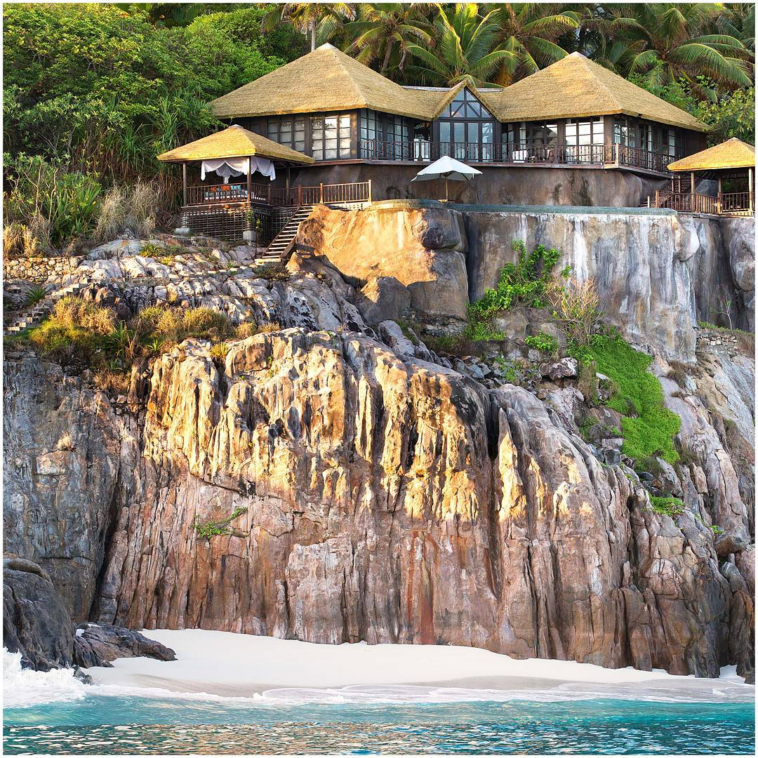 best beach honeymoons fregate island