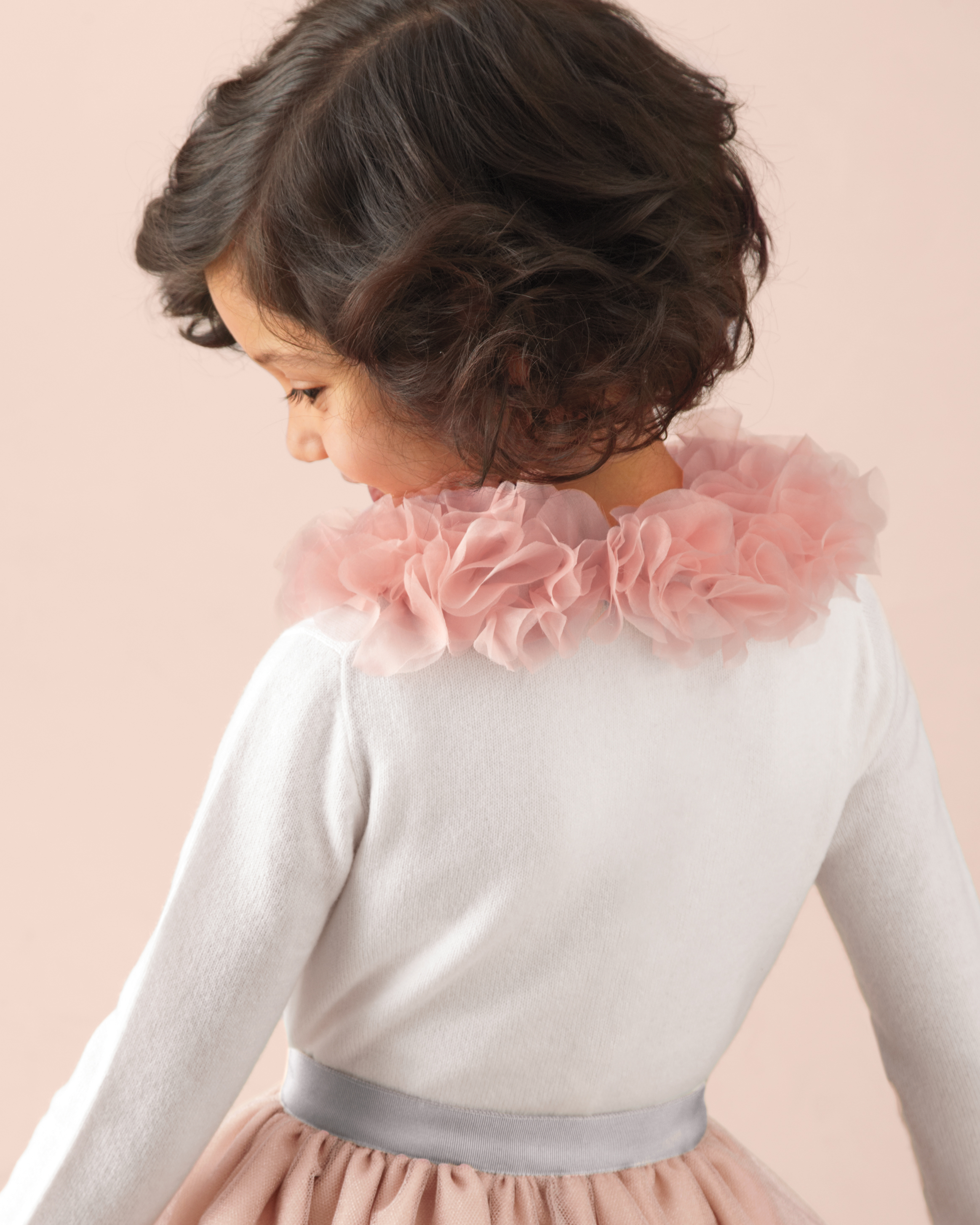 Organza Collar How-To