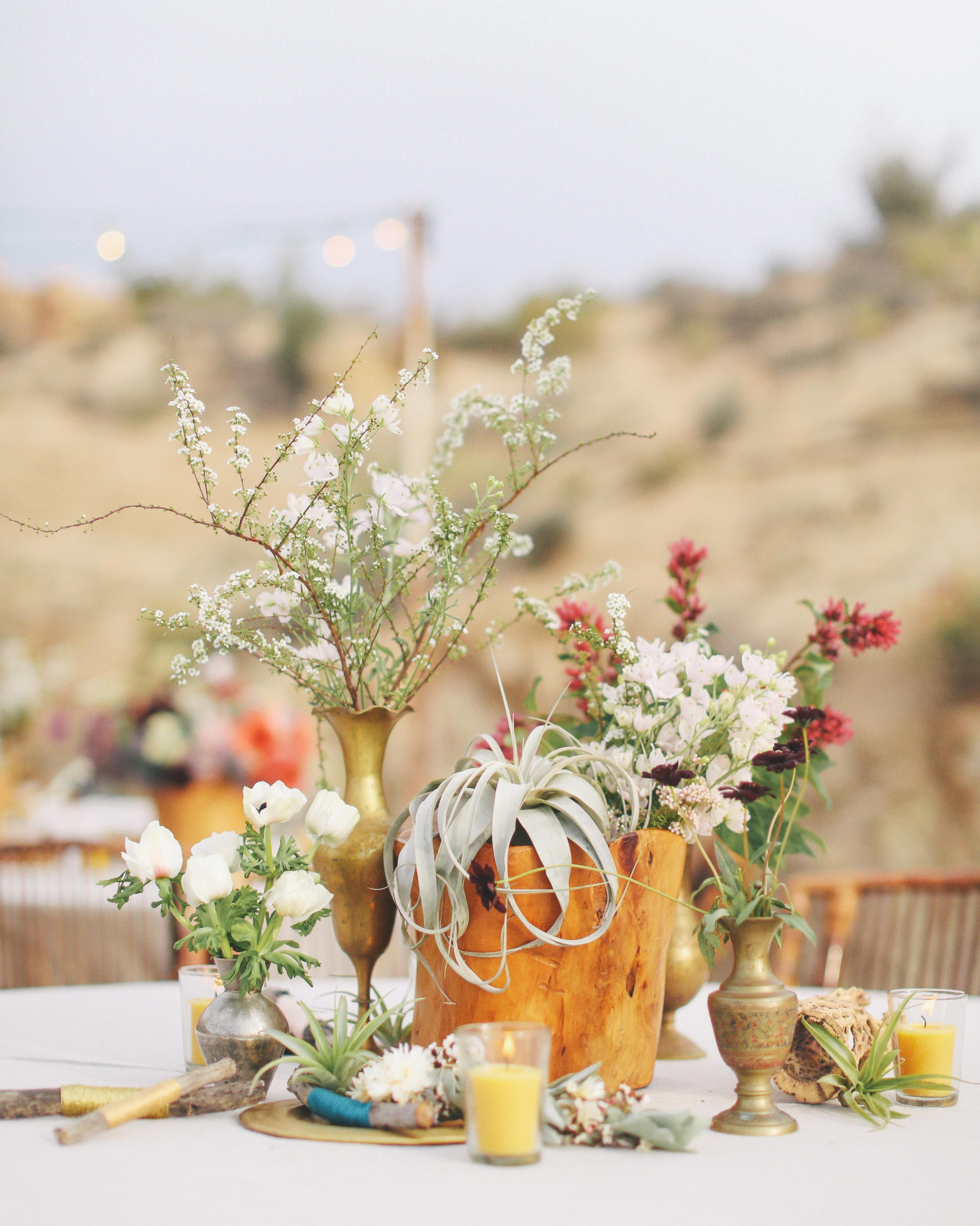 Centerpieces With Character