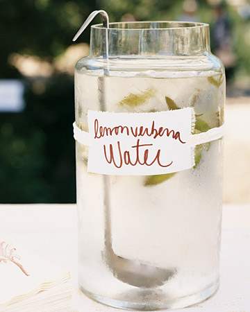 White Drink Labels