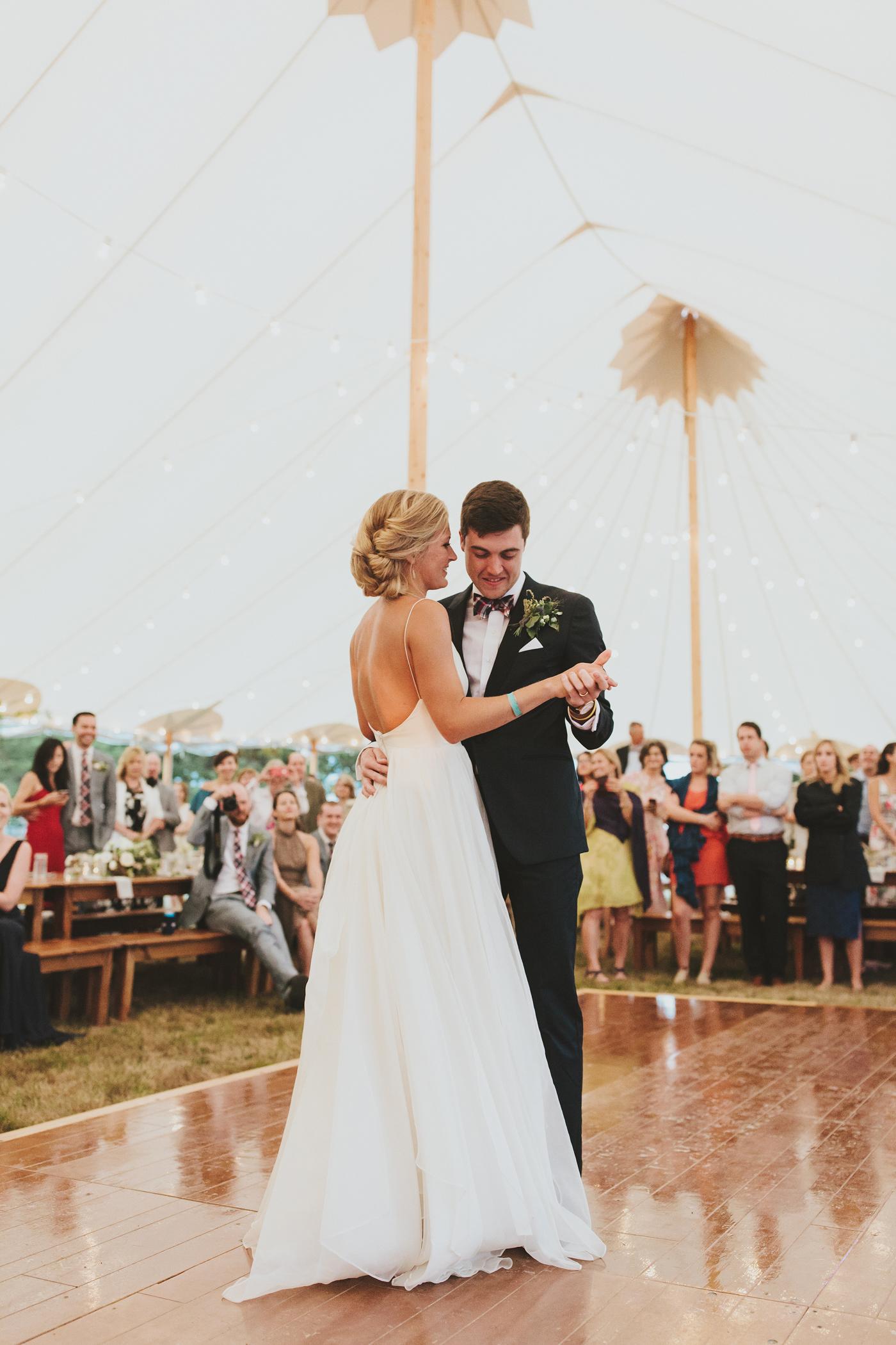 hadley corey wedding first dance