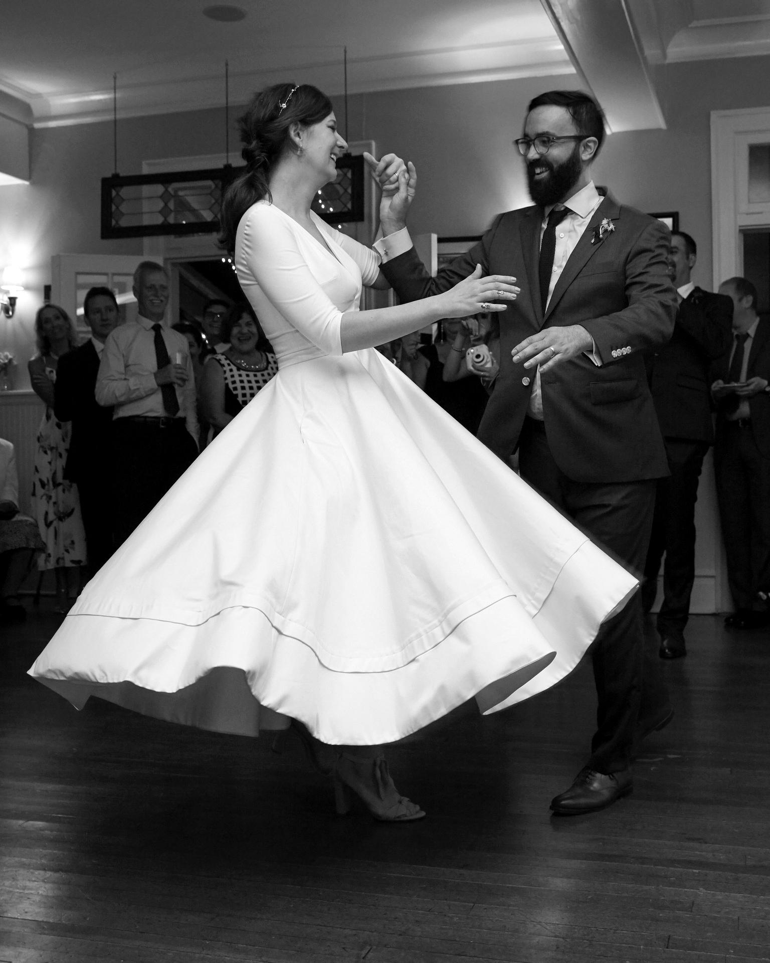 katie samuel couple dancing