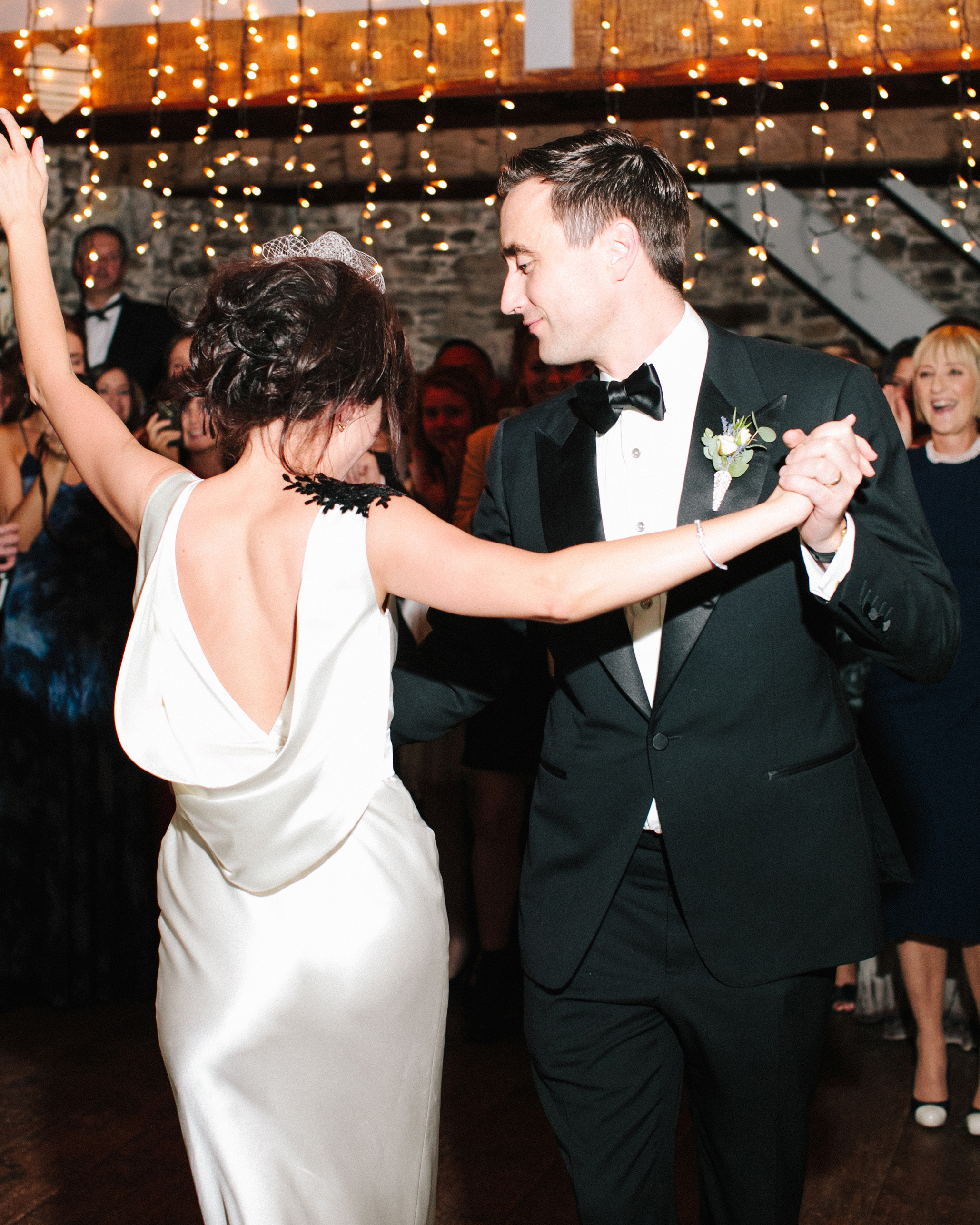 Married Dancing
