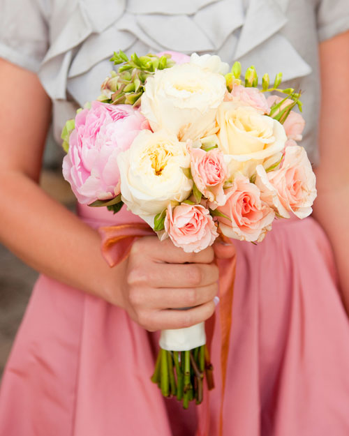 The Bridesmaids' Bouquet