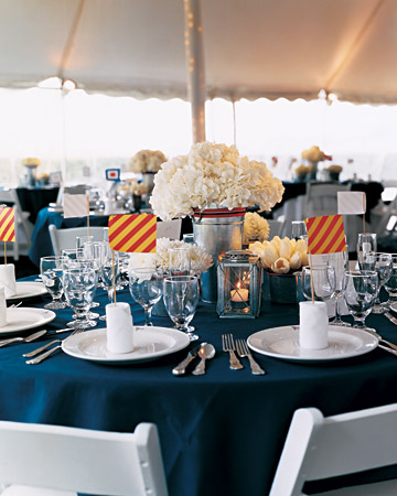 Beachy Centerpiece