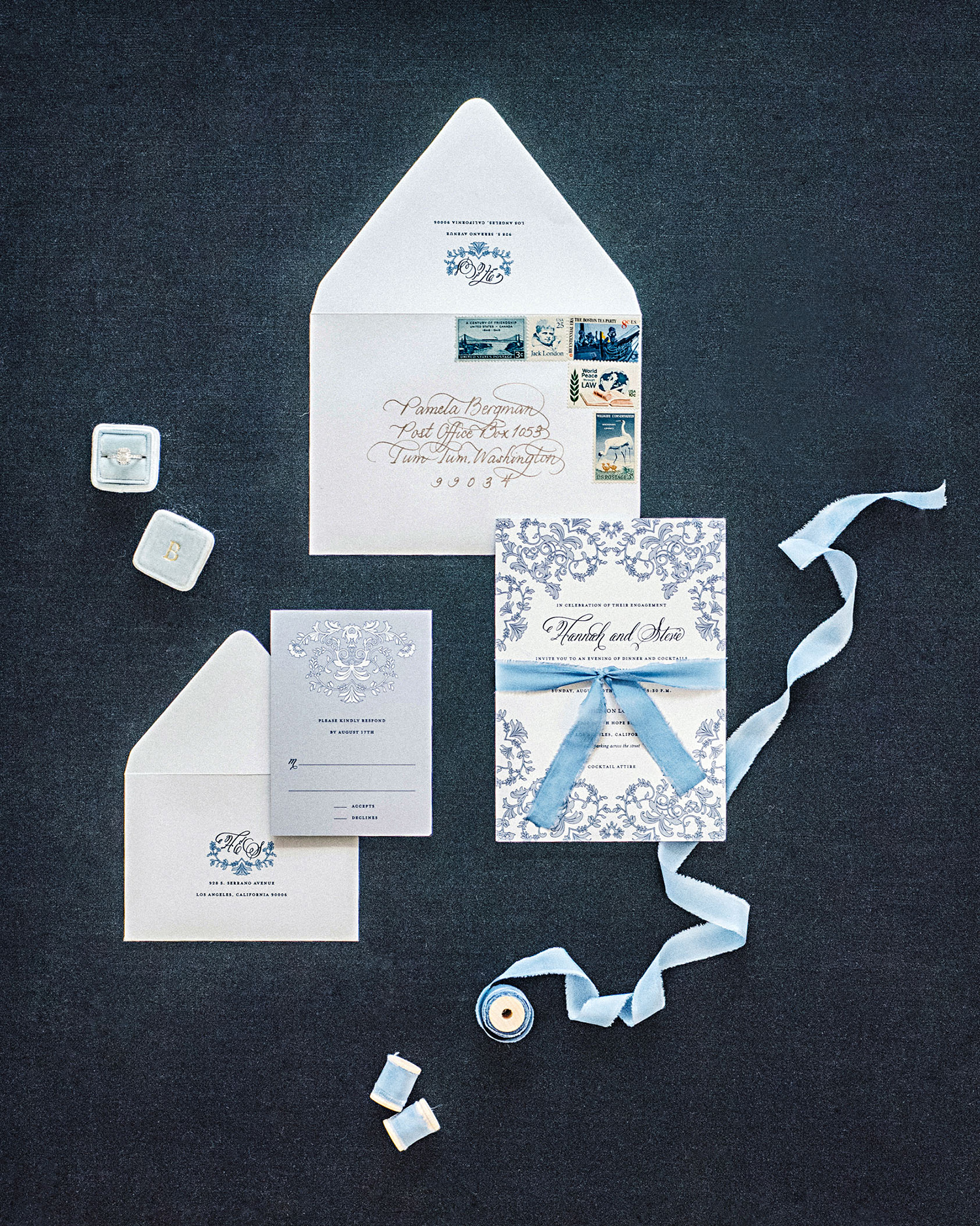 How Should You Send Engagement Party Invitations?
