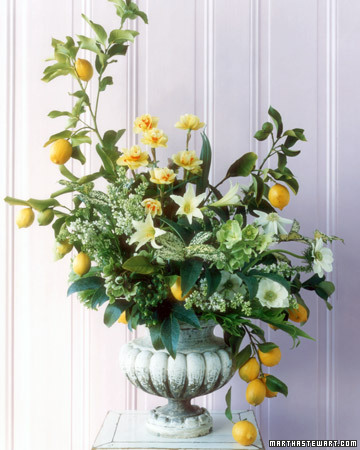 English Accent Centerpiece