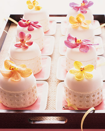 Cakes for the Bridesmaids