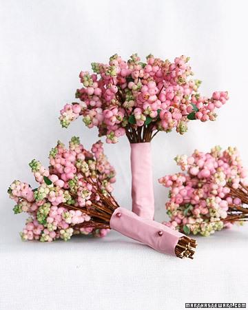 Bouquet Handle Treatments